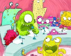 Cromic le Microbe