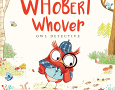 Whobert Whover, Owl Detective is OUT !!